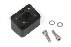 y1375 SPEED TEC Off-Road Tuningisolator 26 mm abgewinkelt zu