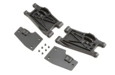 LOS254057 Losi Front lower Suspension Arm L/R for Super Rock