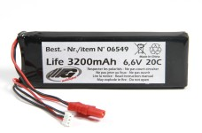 6549 FG Long Performance Battery-Pack battery 6,6/3200