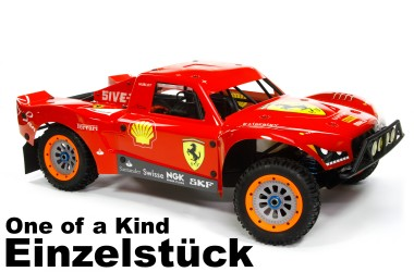 Your choice of Losi 5ive-T AVC 4WD Off-Road Truck RTR - rc-car