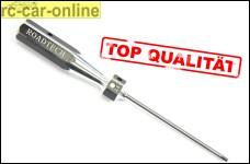y0604 GPM-Roadtech Innensechskant-Schraubendreher, 3 mm