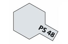 Tamiya Sprühfarbe PS-48 alu-silber
