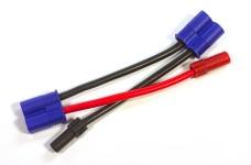 y1564/13  Adapter mit Reihenschaltung EC8 auf XT150