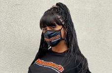 TW-05 Mecatech Mund- Nasenschutz für Damen und Herren