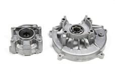 ST21102 SPEED TEC Strömungsoptimiertes poliertes Tuning Kurbelgehäuse zum 23/26er 2-bolt C