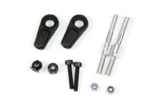 2012/503 Steering servo linkage set dedicated to Mecatech FW