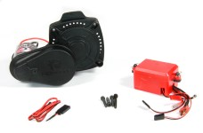 FID046 Electric starter unit for Losi 5ive-T, MTXL, Mini and