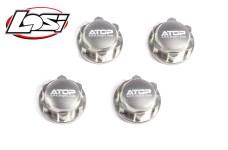 AT-5T004 ATOP Radmuttern Losi 5ive-T/B, Mini, DBXL und MTXL