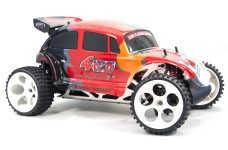 58140/01 FG Offroad Beetle 4WD Body, painted