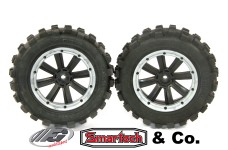 y1404/01 MadMax GIANT GRIP tires for FG/Smartech and other (