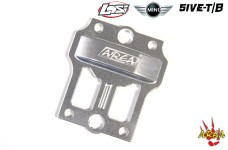 AREA-5T-006 Aluminum brace for center diff mounts Losi 5ive-