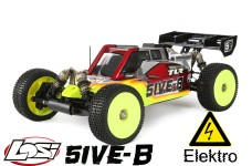 Losi TLR 5ive-B-E 1:5 Electric 4WD Buggy Race Kit incl. engi