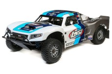 y3308 Genuine Losi 5ive-T body shell set, 2.0 painted