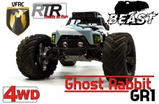 UFRC Ghost Rabbit GR1 4WD 1:5 Brushless Buggy, RTR Version