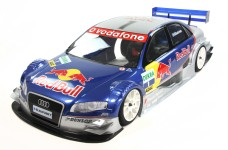 y0072 Painted Audi A4 DTM Red Bull body shell