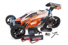 500409022 Carson 1:5er Dirt Attack XXL 4WD DMX 6S Off-Roader