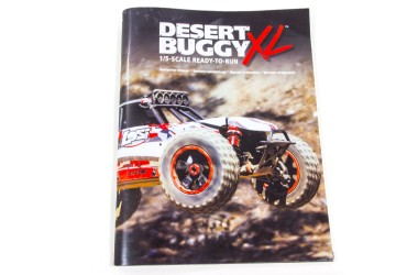 LOS05001/01 Instruction Manual for Desert Buggy XL - rc-car-online