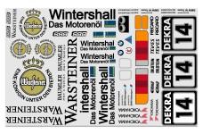 8063/01 FG BMW M3 E30 Team decals