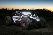 Losi Super Rock Rey Brushless 1:6 4WD, RTR mit AVC