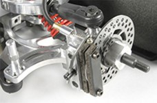 8450/01 FG Front disk brake for 1:5, 1:6, Off-Road Buggy 2WD