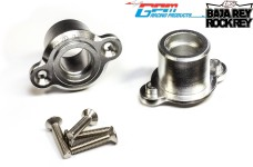 SB022 GPM aluminum rear wheel bearing carriers for Losi Supe