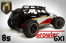 UFRC Growler GX1 1:6er Brushless Buggy