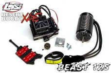 TT1025 Top Tuning BEAST Conversion kit for Losi Desert Buggy