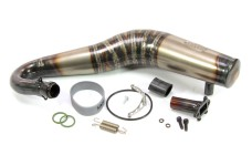 Samba BIG BELLY tuned pipe for Losi 5ive-T / Monster Truck X
