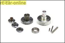 DM4000/04 Getriebe- und Lagerset für K-Power