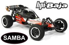 Samba 4150 HPI-Baja Samba BUZZ SAW Tuning Reso