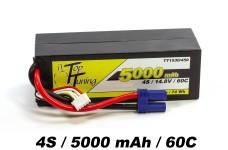 TT1530/450 Top Tuning 5000 mAh LiPo battery 4S, 14,8V 60C