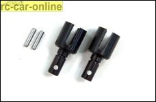 LOSB3212 Losi Antriebswellen Vorne/Hinten 5T und Mini