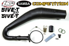 4820/32 Samba Competition Tuning Resonanzrohr für Losi