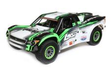 LOS250025/01 Losi Karosserie Set, schwarz, Super Baja Rey