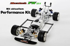 Mecatech FW01 2020 mit Performance Kit