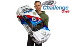 FG Challenge Line BMW M3 E30 mit 23 cm³ FG-Motor