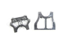 AREA-5T-007/04 Aluminum center diff mounts rear
