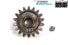 SSB018T GPM Motor pinion Super Baja Rey / Rock Rey, 18 teeth