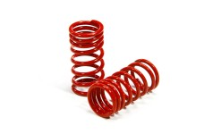 10193 FG Damper spring for F1 progessive 2,4 x 48 mm red