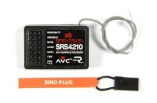 Spektrum SRS4210 DSMR AVC Surface Rx