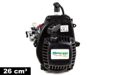 y0795 SPEED TEC 5ive-T Original 26er EXPERT-Tuning Motor
