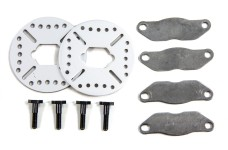 LOSB3231 Losi Brake Disk, Pad & Screw Set 5T and Mini