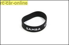 y1502 Samba Auflagering aus Gummi, Farb- und Durchmesser Aus