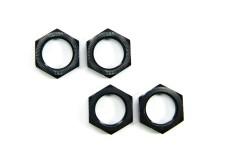 LOS252051 Losi Wheel Nut, Black MTXL