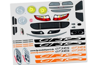 5175/01 FG Vehicle decals Porsche GT3 RSR - rc-car-online