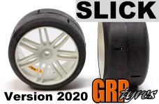 GWH03-M1 GRP 1:5 Slick Reifen Extra Soft