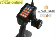 Spektrum DX6R 6-Kanal Fernsteuerung