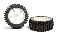 6406/05 FG Off-Road tires Killer Soft glued - 2pcs.