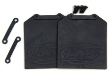 LOSB2581 Losi Spritzschutz mit Befestigungsmaterial 5T, 2 St