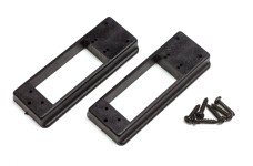 5014/04 FG Servo adapter frame, Futaba/JR, Thunder Tiger DS1